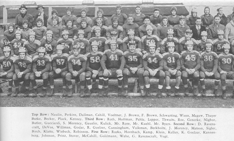 Varsity 1936