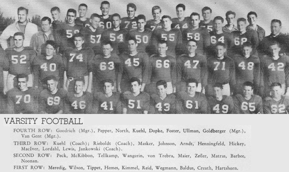Varsity 1948