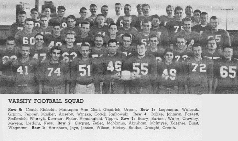 Varsity 1949