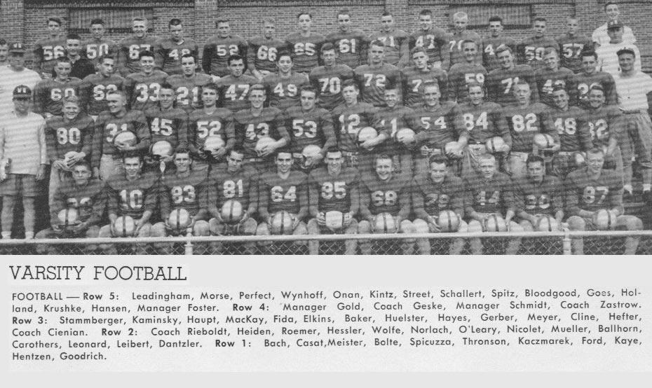 Varsity 1953