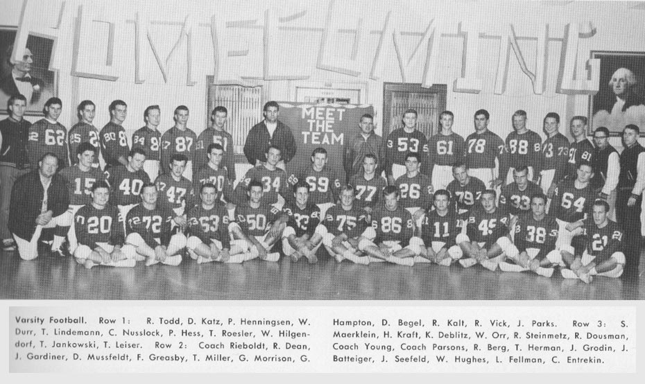 Varsity 1962