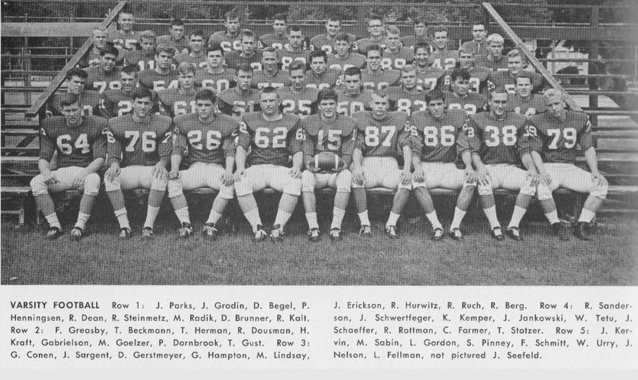 Varsity 1963