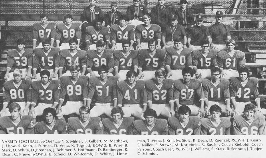 Varsity 1971