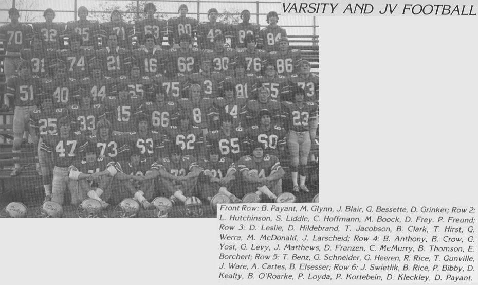 Varsity/JV 1981