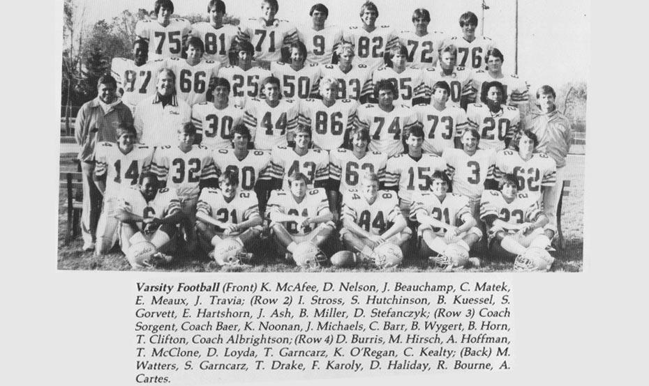 Varsity 1984