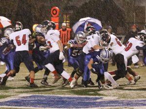   Playoff Final: Dukes 27 Brookfield East 41